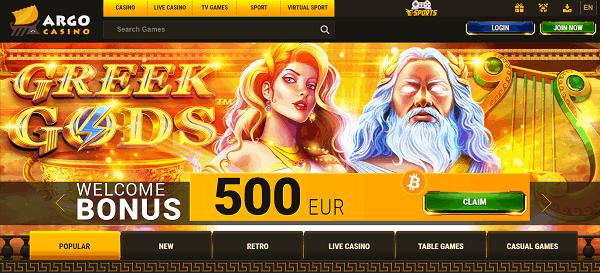120% welcome bonus + 20 free spins + 2 EURO free money