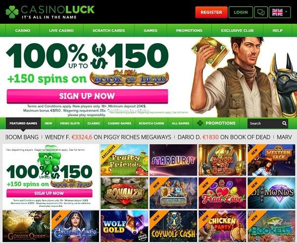 Casino Luck Full Review
