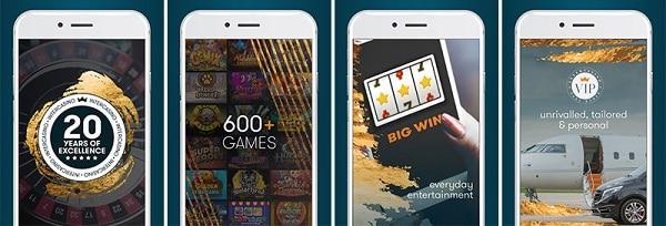Best slots, live dealer and mobile games at Inter Casino!