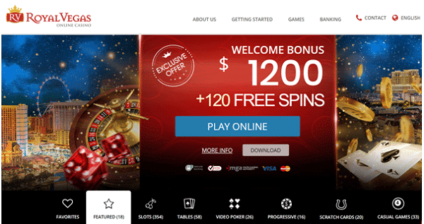 Register now and 3njoy 4x 100% up to $300 and 120 free spins