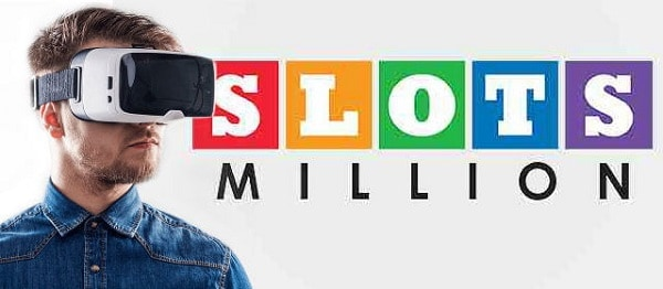 Slots Million Casino VR Games