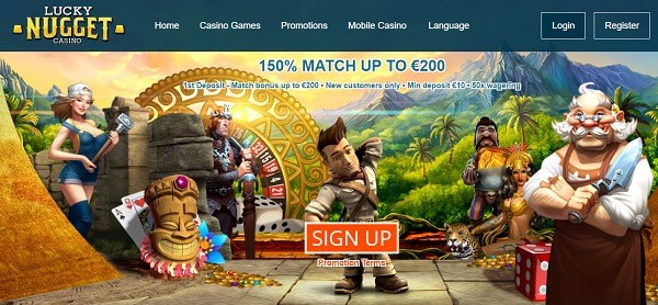 Register and play with free bonuses!