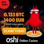 Oshi Casino Review