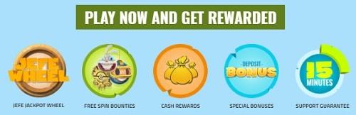 Casino Jefe free bonus