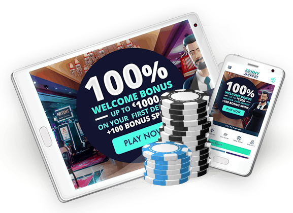 Welcome Offer: 100 FS and 100%