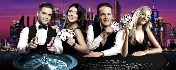 Jackpot City Live Dealer Table Games