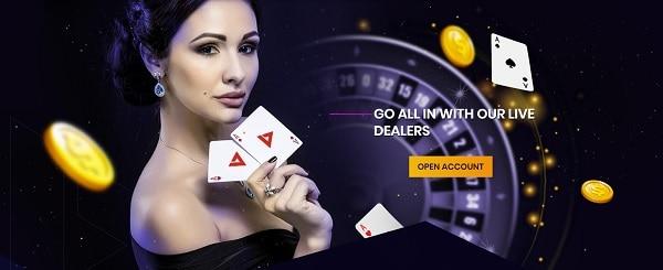 Casiplay Casino Live Dealer