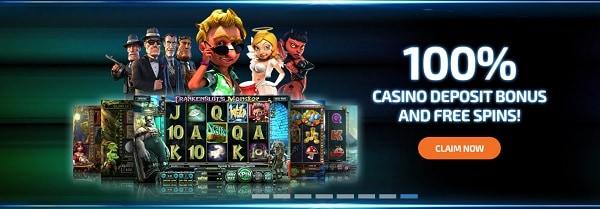 PlayBetR 100% First Deposit Bonus