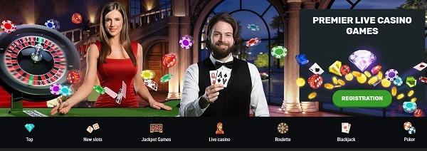 Betamo Live Dealer