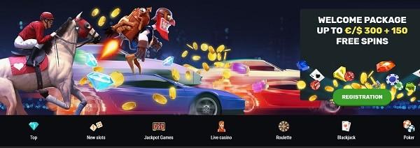Betamo Casino free spins
