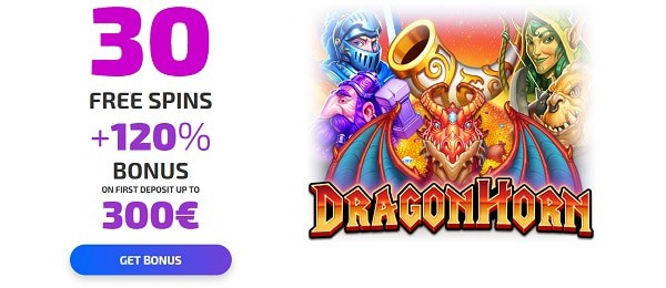30 Free Spins no deposit bonus for new players