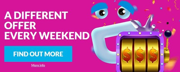 Weekend Bonus