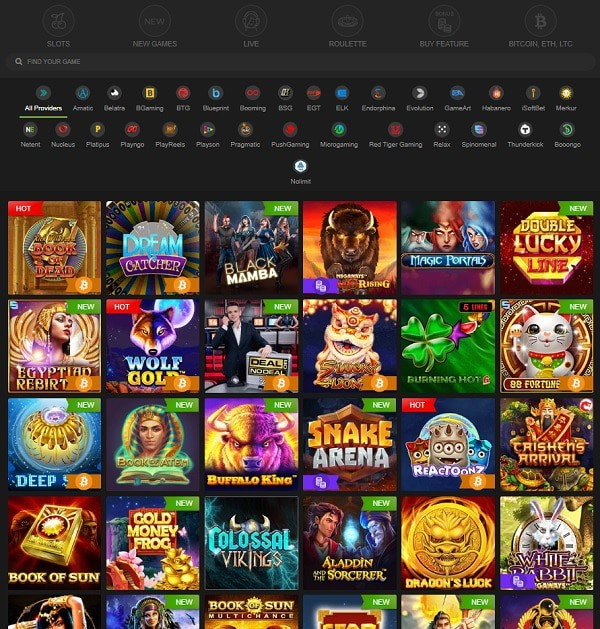 Fastpay Bitcoin Casino Review free spins and no deposit bonus
