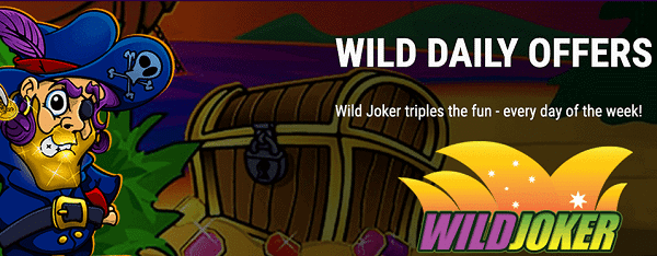 Daily Casino Bonuses