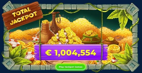 Wazamba Progressive Jackpot Slot Machines