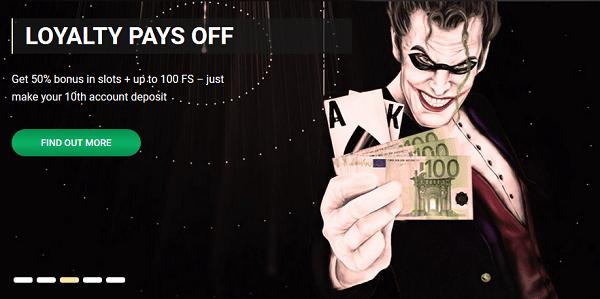1XSlots VIP Bonuses