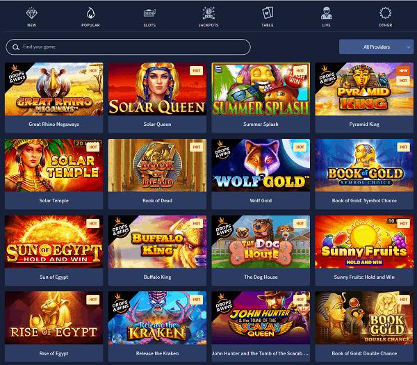 Slotman Casino Full Review