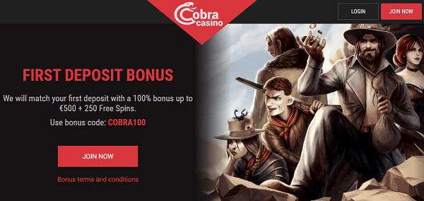 New Bonus Offer