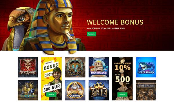 Welcome Bonus (Free Spins + Free Money)