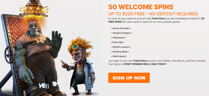 Sign Up Now $200 Free and 50 Free Spins