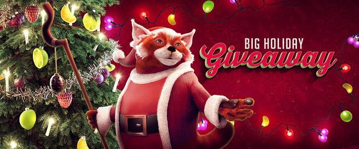 Big Holiday Giveaway!