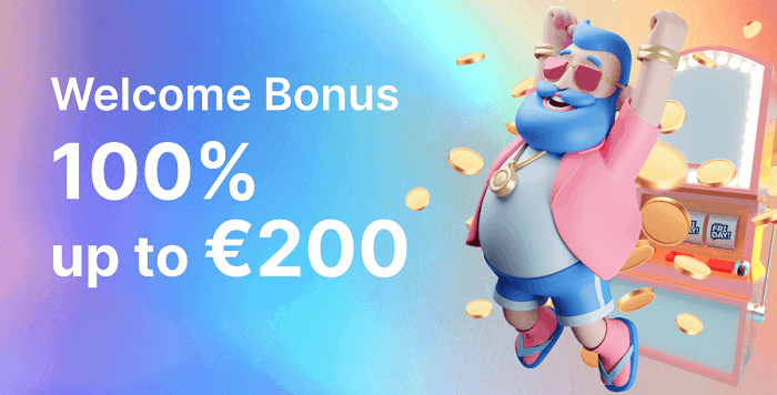 Exclusive Bonus for new players