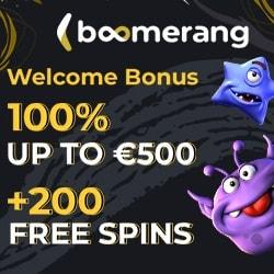 Boomerang Casino free banner new