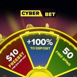 Cyber.bet Casino banner