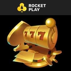RocketPlay Casino banner 250x250